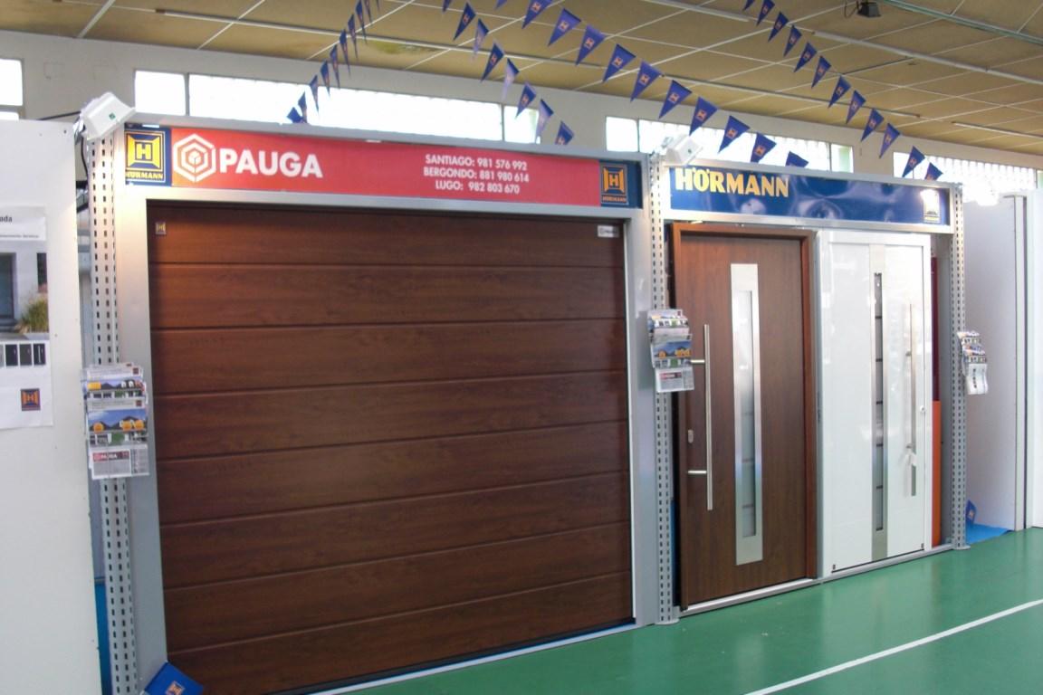 Portas Pauga en la 29ª Feira Internacional del Mueble de Galicia